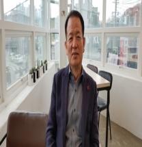 흥해 지진이재민들의 대변인 임종백 전 마산1리 이장(59)